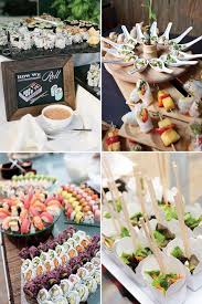 Food Bar Ideas For Weddings Best 25 Wedding Displays On Pinterest Buffet Garden