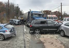 Police Arrest Tanker Truck Driver Accused Of Causing 10-vehicle ...
