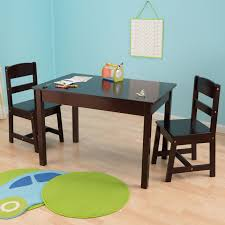 KidKraft Kids 3 Piece Wood Table & Chair Set & Reviews | Wayfair Tms 3piece Bistro Ding Set Walmartcom Breakfast 3 Piece Wilko Ashley Fniture Bringer Drop Leaf Table 2 Upholstered Amazoncom Linon Tavern Collection 36 With Two Chairs All Light Oak Meg Meg3pctableset Lifestyle Mack Milo Nicklas Kids Windsor Writing And Chair Metropolitan Multiple Finishes Arden Marble Look Top Coffeeend Coffee East West Anav3blkw Kitchen Nook Sofa Recliner Fold Down Cup Holders Steve Silver Antoinette Pedestal Pub Bar Stool
