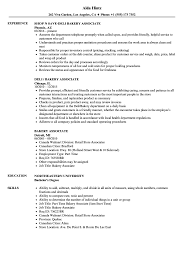 Related Job Titles Pricing Associate Resume Sample