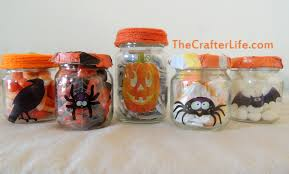 Halloween Candy Dishes by Halloween Baby Food Jar Candy Dishes