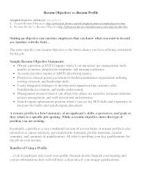 Simple Resume Objectives Samples Of The Best Way To Write Mission Statement Examples Visit Basic