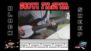 The Smashing Pumpkins Mayonaise Guitar Tab by Bass Cover Tab Metric Black Sheep Scott Pilgrim Ost Youtube