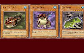 Yugioh Deck Types P by Yu Gi Oh Online Frogs And Wetlands Basic Guide Guidescroll