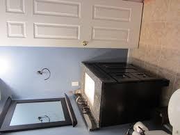 Allen And Roth Bathroom Vanities by Allen Roth Bathroom Vanity And Roveland Black Iron Roll Shower