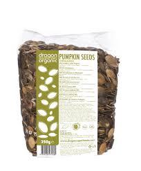 Organic Pumpkin Seeds Bulk by Pumpkin Seeds Dragon Superfoods