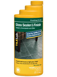 tilelab gloss sealer finish custom building products
