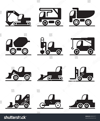 Types Of Construction Vehicles | Www.miifotos.com