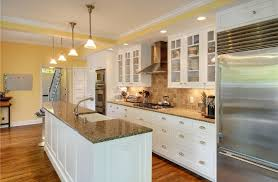 Design Galley Kitchen With Island Contemporary But Open Style Kitchens Islands