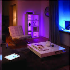 add multicoloured mood lighting anywhere in your home with philips