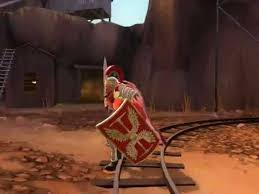 Tf2 Iron Curtain Skins by Team Fortress 2 The Roman Soldier Pack Youtube