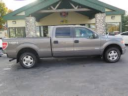 100 Arrow Hwy Truck Parts PreOwned 2014 Ford F150 XLT Crew Cab Pickup In Bridgman 20524