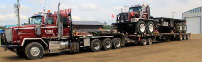 100 Oilfield Trucking Ronco Hauling Ltd Ronco Hauling