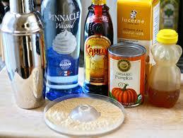 Pumpkin Spice Kahlua by Presenting The Pumpkintini A Tipsy Take On The Pumpkin Spice