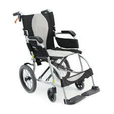 Transport Chair Or Wheelchair ergo lite wheelchair s 2501 ultralight transport chair karman