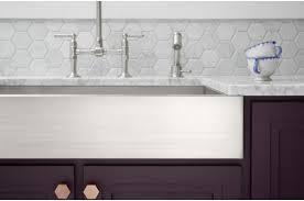 Install Kohler Sink Strainer by Faucet Com K 3943 Na In Stainless Steel By Kohler