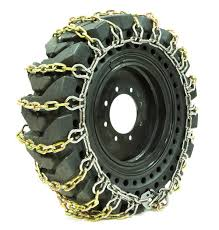 Snow Chains For Skid Steer Loaders | Skid Steer Solutions