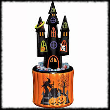 Halloween Inflatable Haunted House Archway by More Haunted House Party Ideas For Halloween Page 2
