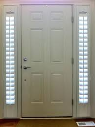 Front Door Sidelight Curtain Rods by Front Door Sidelights Curtains Image Of Sidelight Window