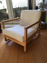 IKEA Lillberg Rocker Chair | In Forest Gate, London | Gumtree Mainstays Cambridge Park Wicker Outdoor Rocking Chair Walmartcom Seattle Mandaue Foam Ikea Lillberg Rocker Chair In Forest Gate Ldon Gumtree Cheap Wood Find Deals On Line At Simple Wooden Rocking 34903099 Musicments Indoor Wooden Chairs Cracker Barrel 10 Best Modern To Buy Online Best Chairs The Ipdent For Heavy People 600 Lbs Big Storytime By Hal Taylor Intertional Concepts Slat Back Ikea Pink