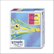 test po4 pour aquarium eau de mer 30 tests tropic marin