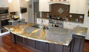 Marble Counters Luxury Kitchen Adorable Kitchen Countertops Marble