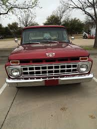 66 Ford F100 Grill Letters - Ford Truck Enthusiasts Forums