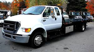 Ford F650 Tow Truck - Truck Choices