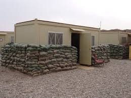 100 Conex Housing CHUville Home Sweet Home For Soldiers In Iraq Afghanistan
