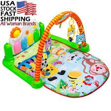 Baby Play Mat Kick and Piano Gym Tapiona Funny Newborn Activity