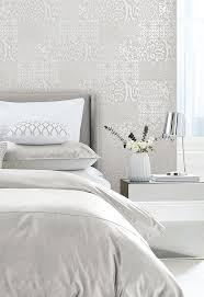 barock tapete profhome vd219147 di heißgeprägte vliestapete geprägt im barock stil glänzend silber 5 33 m2