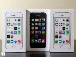 Apple iPhone 5S 32GB White Silver Gold from Broxem Corporation B2B