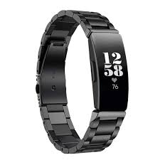 Aresh Compatible With Fitbit Inspire HR Bands, Stainless Steel Replacement  Wristband For Fitbit Inspire/Fitbit Inspire HR Fitness Tracker (Black) 24 Hour Wristbands Coupon Code Beauty Lies Within Multi Color Bracelet Blog Wristband 2015 Coupons Best Chrome Extension Personalized Buttons Cheap Deals Discounts Lizzy James Enjoy Florida Coupon Book April July 2019 By Fitness Tracker Smart Waterproof Bluetooth With Heart Rate Monitor Blood Pssure Wristband Watch Activity Step Counter Discount September 2018 Sale Iwownfit I7 Hr Noon Promo Code Extra Aed 150 Off Discount Red Wristbands 500ct