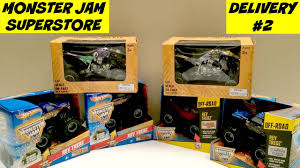 MONSTER JAM SUPERSTORE Giant Toy Delivery #2 Monster Trucks Grave ... Blaze And The Monster Machines Truck Toys With Blaze Monster Dome The End Hot Wheels Jam 2018 Poster Full Reveal Youtube Grave Digger Mayhem Superstore Giant Toy Delivery 2 Trucks Garbage Playset For Children Candy Jam Zombie Scooby Doo New For 2014 Learn Colors W Learn Numbers Kids Cars Cartoon Hot Wheels World Finals Xiii Encore 2012 30th Colors Educational Video In The Swimming Pool