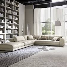 100 Modern Sofa For Living Room Minerale Corner With Footstool In 2019 Leather Corner