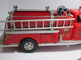 ORIGINAL 1956 TONKA FIRE TRUCK PUMPER # 5 COMPLETE WITH HYDRANT REAL ... Vintage Tonka Fire Engine Firefighting Water Pumper Truck Red And Spartans Walmartcom Pin By Phil Gibbs On Trucks Pinterest Fire Truck Mighty Motorized Vehicle Kidzcorner Tonka Fire Rescue Truck 328 Model 05786 In Bristol Gumtree Find More Big For Sale At Up To 1960s Tonka My Antique Toy Collection Rescue E2 Ebay Tough Mothers Steel Review Sparkles Diecast
