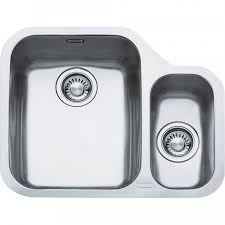 Franke Sink Clips X 8 by Franke Ariane Arx 160 Undermount Stainless Steel 1 5 Bowl Sink L