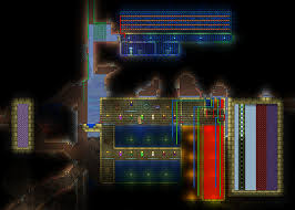 Glow In The Dark Mosaic Pool Tiles by Showcase Project A Compact Fishing Complex And More Terraria