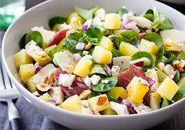 sud ouest cuisine salade de pommes de terre façon sud ouest recettes de cuisine