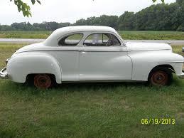 1946 - 47- 48 Dodge Coupe Ratrod/ Hotrod
