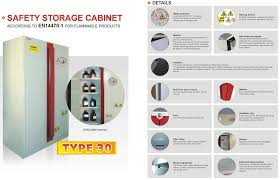 Flammable Safety Cabinets Used by Safety Cabinets U2013 Midlab