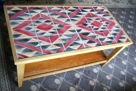 how to make a mosaic coffee table ideal for home design rug