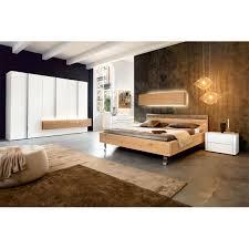 hülsta schlafzimmer set gentis lack reinweiß eiche naturstamm