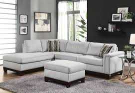 Microfiber Sofas And Sectionals by 12 Best Collection Of Fabric Sectional Sofa
