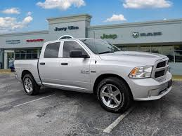 Certified Pre-Owned 2015 Ram 1500 Express 4D Crew Cab In Tampa ... Certified Preowned 2017 Toyota Tundra Dlx Truck In Newnan 21680a 2016 2wd Crew Cab Pickup Nissan Vehicle Specials Used Car Deals 2018 Ram 1500 Harvest Pu Idaho Falls Buy A Lynnfield Massachusetts Visit 2015 Sport Waukesha 24095a Ford F150 Xlt Delaware 2014 Chevrolet Silverado Lt W1lt Big Horn 22968a Wilde Offers On Certified Preowned Vehicles Burton Oh 2500 Laramie Longhorn W Navigation