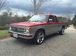 100 Chevy S10 Truck 1989 Todd G LMC Life