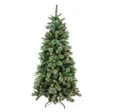 7ft Fiber Optic Christmas Tree Pre Lit by Macy Holiday Lane Pre Lit 6 5 Christmas Tree