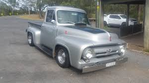 1955 Ford F100 Pick Up - Www.justcars.com.au 1955 Ford F100 For Sale Classiccarscom Cc966406 1956 Grill Mean Trucks Pinterest Trucks The Classic Pickup Truck Buyers Guide Drive Sale 2183707 Hemmings Motor News Fresh Body Panels An Reincarnation Magazine Mercury Classic Pickup 1948 1949 1950 1951 1952 1953 Sema Build Tmi Products Youtube Hot Rod Archeology Threads Flashback F10039s New Arrivals Of Whole Trucksparts Or Steven Bloom Total Cost Involved Shanes Car Parts Marmherrington Texas Trucks Classics