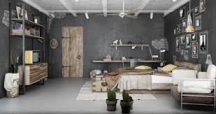 chambre de style industriel 28 idées pour une chambre chic et urbaine