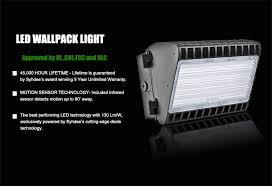 led wallpack 120w 150w outdoor lighting fixrure wall pack l